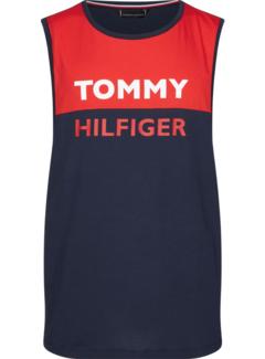 Tommy Hilfiger Tanktop Navy/Rood (UM0UM01751 - CUN)