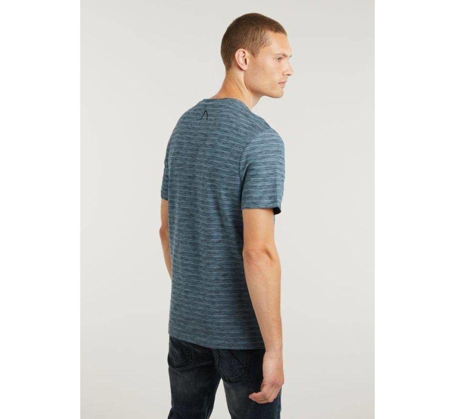 T-shirt Ronde Hals TODAY Blauw (5211.400.140 - E64)