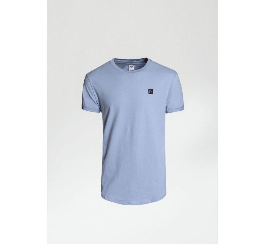 T-shirt Ronde Hals BRODY Licht Blauw (5211.400.141 - E61)