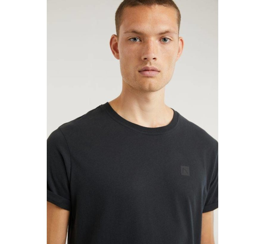 T-shirt Ronde Hals BRODY Donker Blauw (5211.400.141 - E63)