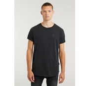 CHASIN' T-shirt Ronde Hals BRODY Donker Blauw (5211.400.141 - E63)