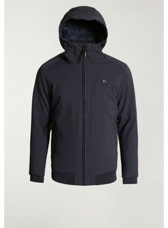 CHASIN' Softshell Jas RETURN SOFTSHELL Donker Blauw (7111.345.002 - E63)