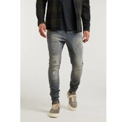 CHASIN' Jeans Skinny Fit IGGY GRAVIT Blauw (1111.400.099 - E00)