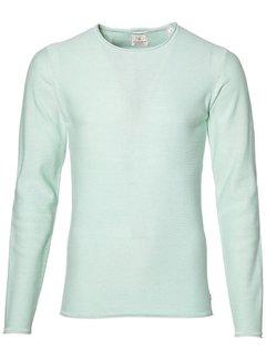 Dstrezzed T-shirt Acid Stripe Licht Groen (404111 - 514)