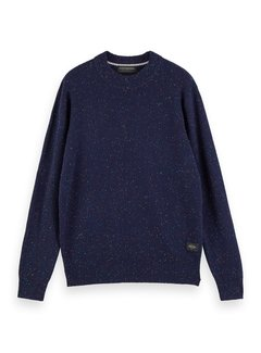 Scotch & Soda Trui Navy (158610 - 0421)