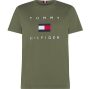 Tommy Hilfiger T-shirt Groen (MW0MW14313 - MSH)