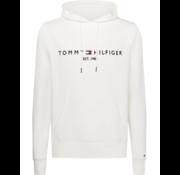Tommy Hilfiger Hooded Sweater Wit (MW0MW10752 - 118)