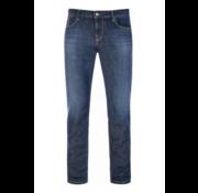 Alberto Jeans Slipe Regular Slim Fit Blauw (6837 1970 - 880)