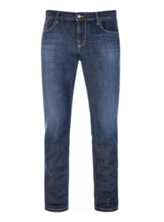 Alberto Jeans Slipe Regular Slim Fit Blauw (6837 1970 - 880)