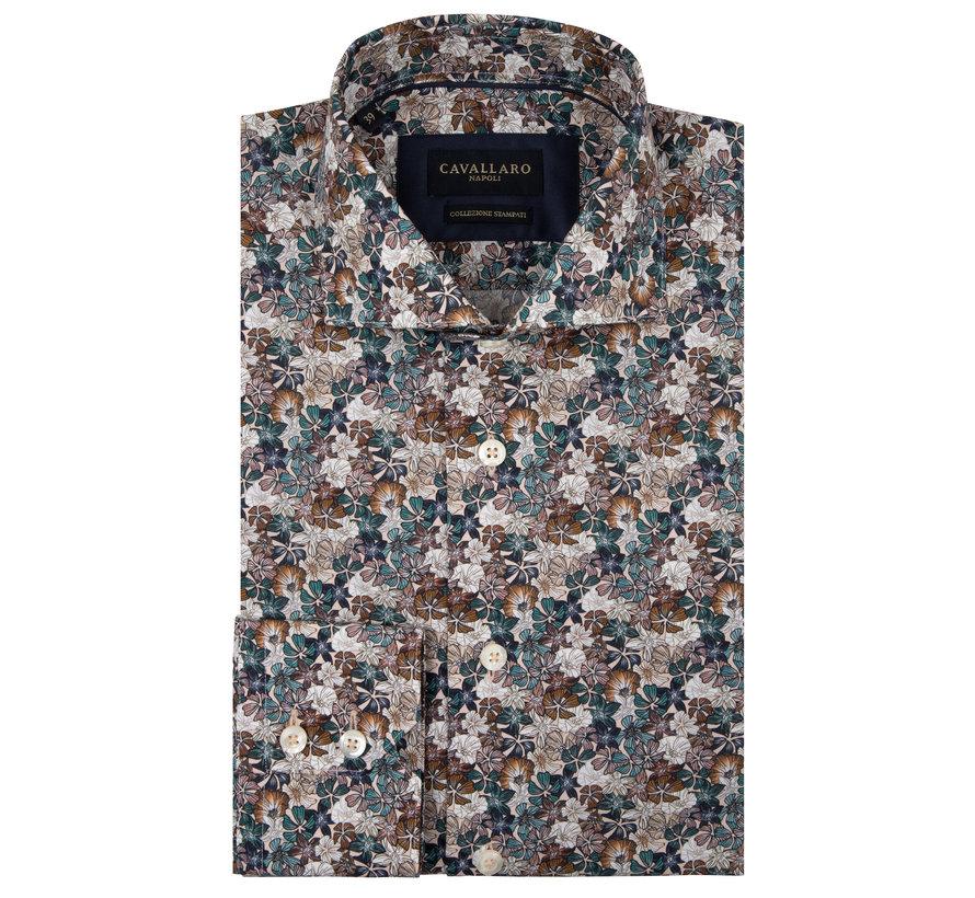 Overhemd Florando Print Multicolor (110205002 - 070005)