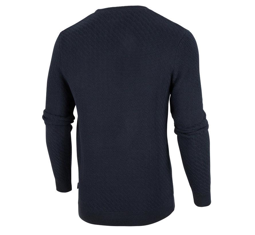 Pullover Trento Navy Blauw (118205003 - 699000)