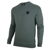 Cavallaro Napoli Sweater Gioseo Donker Groen (120205000 - 599000)