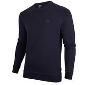 Cavallaro Napoli Sweater Navy Blauw (120205000 - 695000)