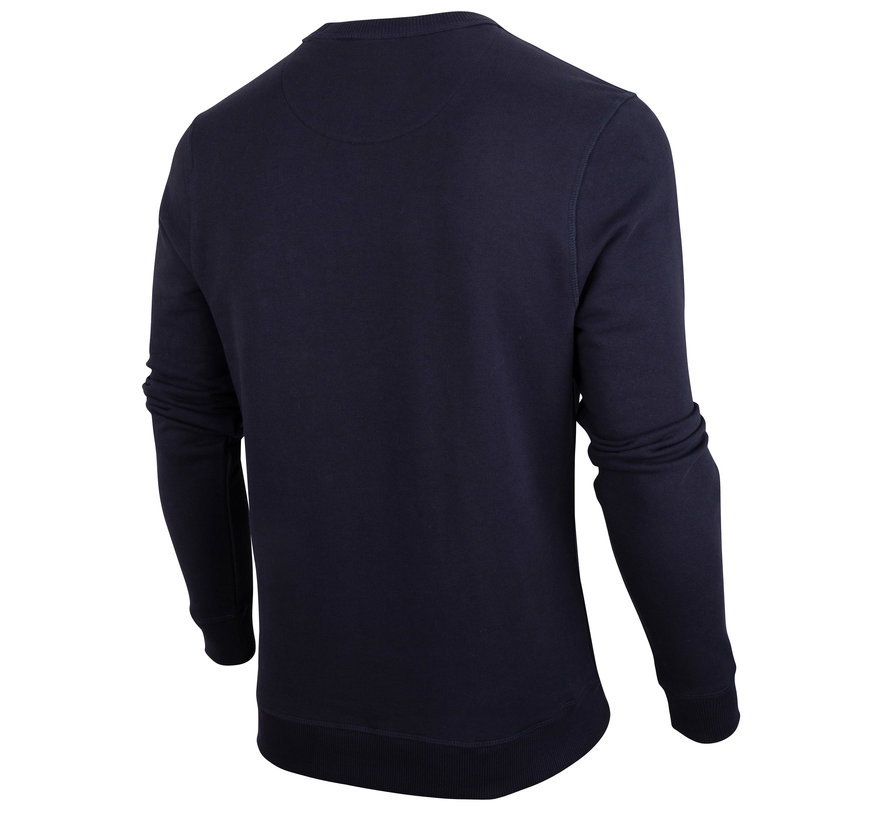 Sweater Navy Blauw (120205000 - 695000)