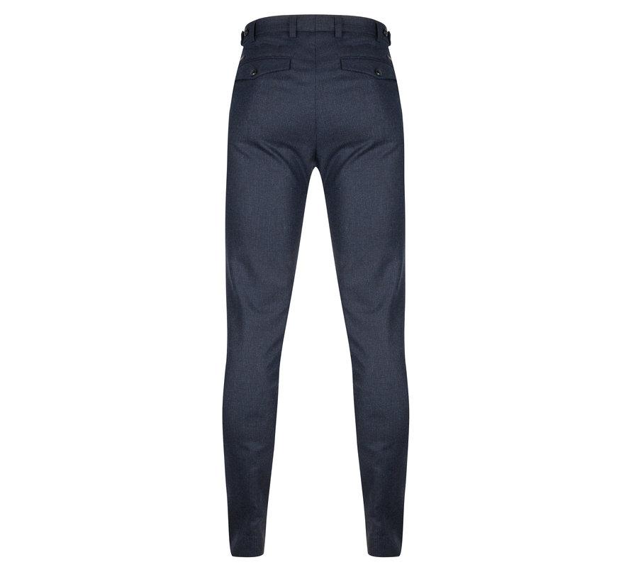 Pantalon Gavino Navy Blauw (121205005 - 699601)
