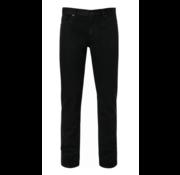 Alberto Jeans Pipe Regular Slim Fit T400 Zwart (6017 - 1471 - 999)N