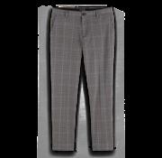 Scotch & Soda Pantalon Geruit Grijs (158384 - 0218)