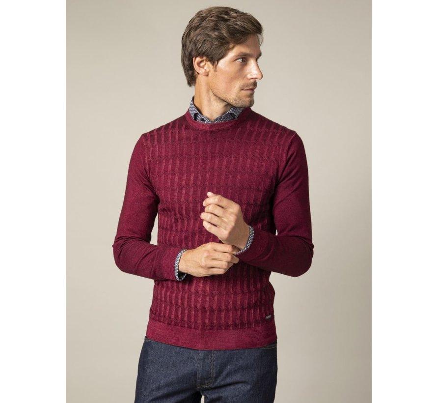 Pullover Testo Rood (118205009 - 499000)