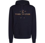 Tommy Hilfiger Hooded Sweater Icon Navy (MW0MW11571 - CJM)