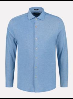Dstrezzed Overhemd Slim Fit Blauw (303368 - 609)