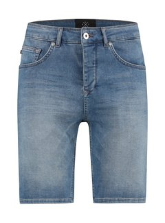 Kultivate Korte Broek Jeans Pocket Indigo Blauw (1901024407 - 304)