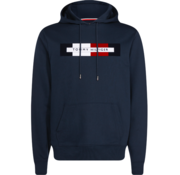 Tommy Hilfiger Hooded Sweater Logo Navy (MW0MW11579 - CJM)