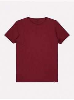Dstrezzed T-shirt Mc. Queen Basic Rood (202274 - 422)