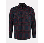 Dstrezzed Overshirt Fleece Check Multicolor (211334 - 649)
