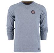 New Zealand Auckland Longsleeve T-shirt Mangatangi Navy (20GN702 - 263)