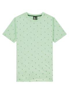 Kultivate T-shirt Ananas Groen (1901020239 - 447)