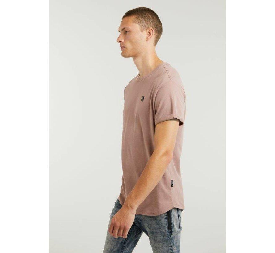 T-shirt Ronde Hals BRODY Roze (5211.213.141 - E45)