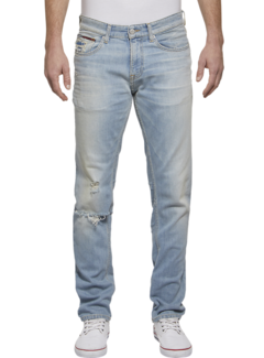 Tommy Hilfiger Jeans Scanton Slim Fit Blauw (DM0DM06614 - 911)