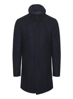 Matinique Wintercoat Harvey N Classic Wool Dark Navy (30203845 - 20210)