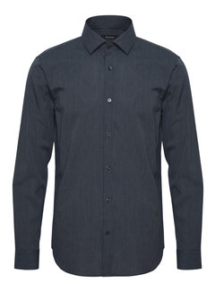 Matinique Overhemd Trostol Streep Navy (30204972 - 193923)