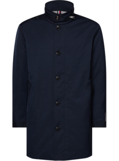 Tommy Hilfiger Tommy Hilfiger Coat Navy (TT0TT05753 - CJM)