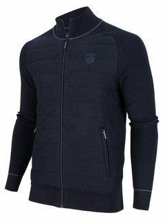 Cavallaro Napoli Vest Cremo Donker Blauw (119205002 - 699000)
