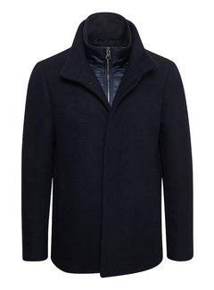 Matinique Wintercoat Harvey Short Dark Navy (30204813 - 194011)