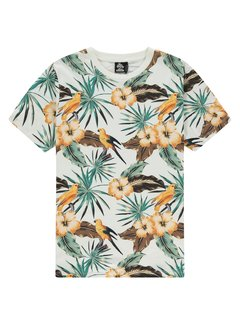Kultivate T-shirt TS Hidden Bird Multicolor (2001020217 - 203)