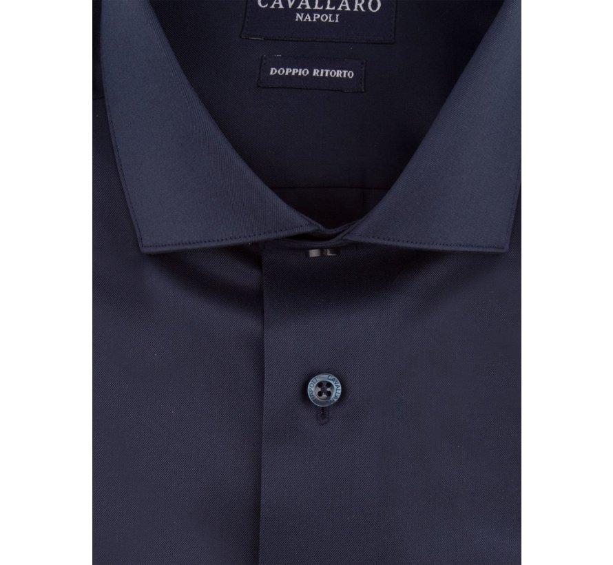 Overhemd Nosto Navy (110999038 - 699000)N