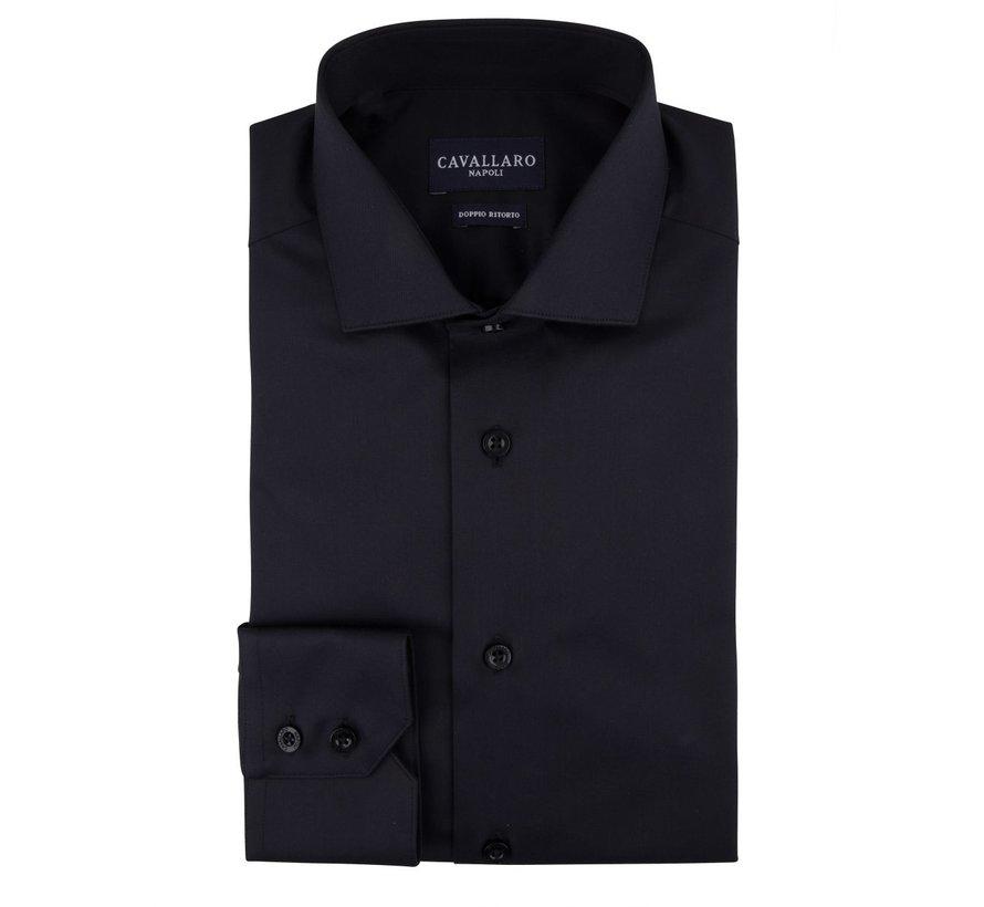 Overhemd Nosto Zwart (110999041 - 999000)N