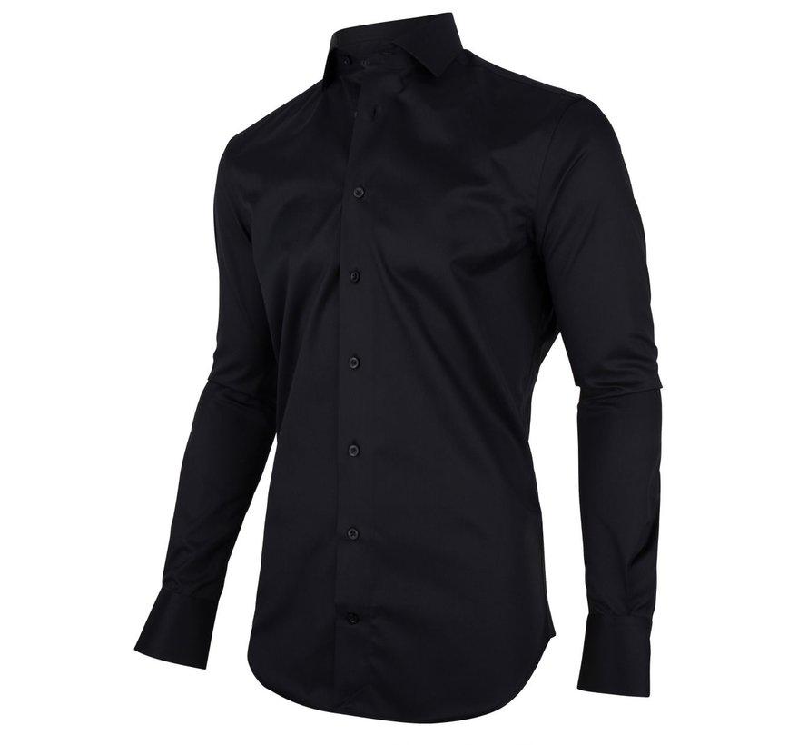Overhemd Nosto Zwart (1090041 - 90000)