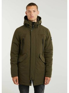 CHASIN' Winterjas Explorer Hybrid Army Green (7114.345.003 - E50)