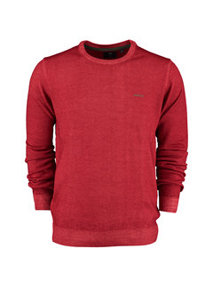 New Zealand Auckland Pullover Paremoremo Brick Red (20HN440 - 605)