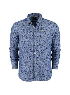 New Zealand Auckland Overhemd Wainono Air Blue (20HN575 - 309)