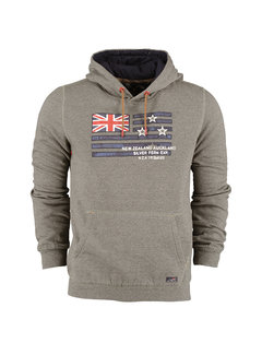 New Zealand Auckland Hooded Sweater Waihoihoi Olive Green (20HN322 - 459)