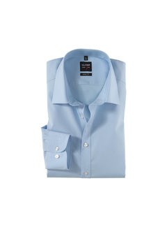 Olymp Overhemd Level Five Body Fit Blauw (6090 64 10)