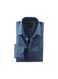 Olymp Overhemd Level Five Body Fit Donker Blauw (6090 64 13)