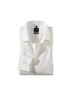 Olymp Overhemd Level Five Body Fit Licht Beige  (6090 64 20)