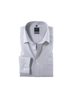 Olymp Overhemd Luxor Modern Fit Grijs (0304 64 63)