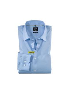 Olymp Overhemd No. Six Super Slim Fit Blauw (2504 24 10)